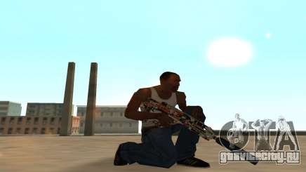 Asiimov Weapon Pack v2 для GTA San Andreas