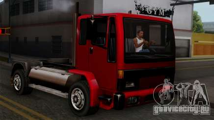 DFT-30 Truck для GTA San Andreas
