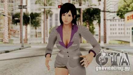 Kokoro Business Suit для GTA San Andreas