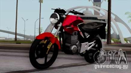 Honda Twister 2014 для GTA San Andreas