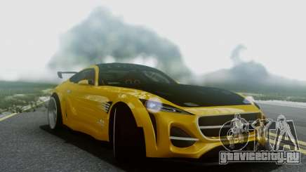 Mercedes-Benz AMG GT для GTA San Andreas
