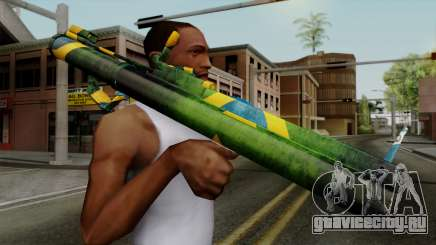Brasileiro Heatseek v2 для GTA San Andreas