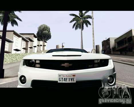 ENB Settings by J228 для GTA San Andreas третий скриншот