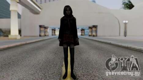 Final Fantasy Type 0 - Rem Tokomiya для GTA San Andreas второй скриншот