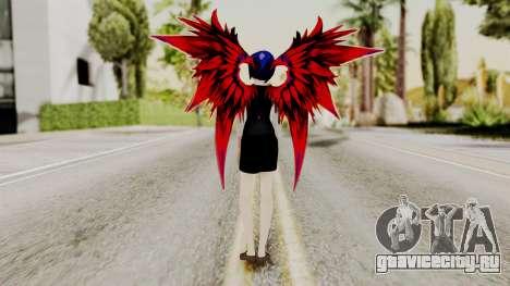 Touka Kirishima (Tokyo Ghoul) v2 для GTA San Andreas третий скриншот