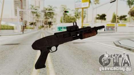 Shotgun from RE6 для GTA San Andreas второй скриншот