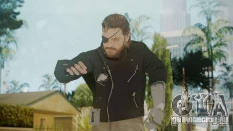Venom Snake [Jacket] Rocket Arm для GTA San Andreas