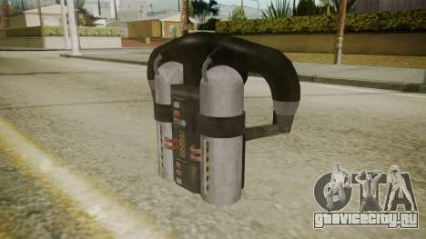 Atmosphere Jetpack v4.3 для GTA San Andreas