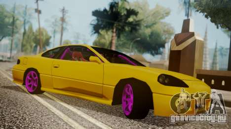 Alpha Drift для GTA San Andreas