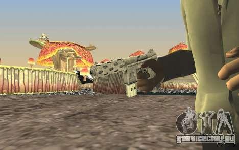 GTA 5 Tec-9 для GTA San Andreas четвёртый скриншот