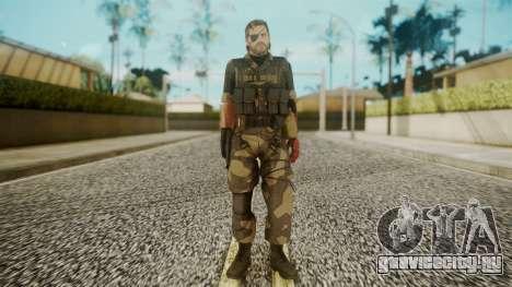 Venom Snake Splitter для GTA San Andreas второй скриншот