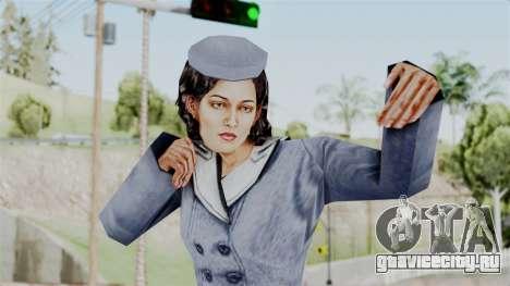 Девушка из The Godfather: The Game для GTA San Andreas