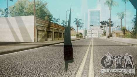 Glass Shard для GTA San Andreas второй скриншот