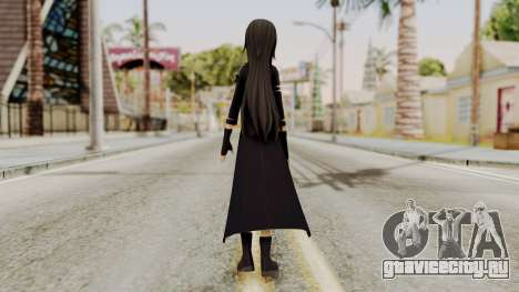 Kirito GGO Skin для GTA San Andreas третий скриншот