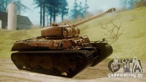 Heavy Tank M6 from WoT для GTA San Andreas