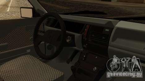 Renault 11 Perfil Bajo для GTA San Andreas вид справа