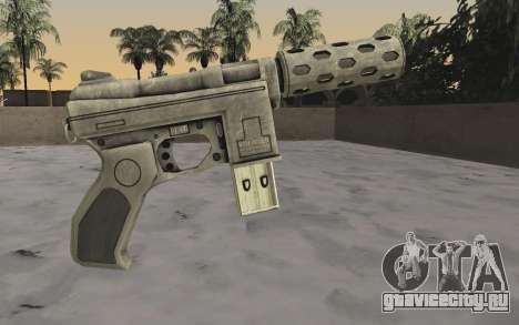 GTA 5 Tec-9 для GTA San Andreas