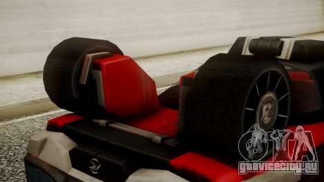Tridoron-3000 для GTA San Andreas вид справа