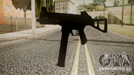 MP5 by catfromnesbox для GTA San Andreas