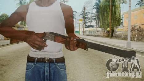 Atmosphere Rifle v4.3 для GTA San Andreas третий скриншот