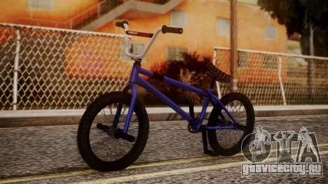Nueva BMX для GTA San Andreas