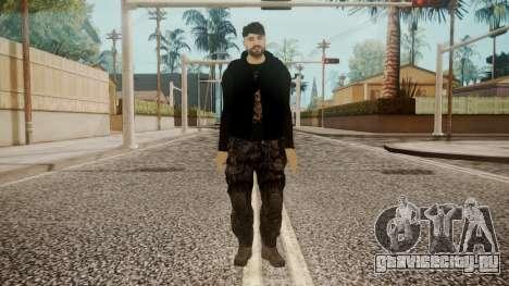 Custom Survivor 1 для GTA San Andreas второй скриншот