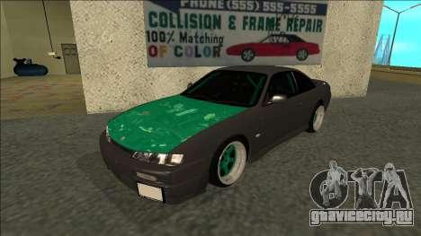 Nissan 200sx Drift для GTA San Andreas