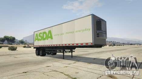 Real Brand Truck Trailers для GTA 5