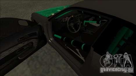 Nissan 200sx Drift для GTA San Andreas вид справа