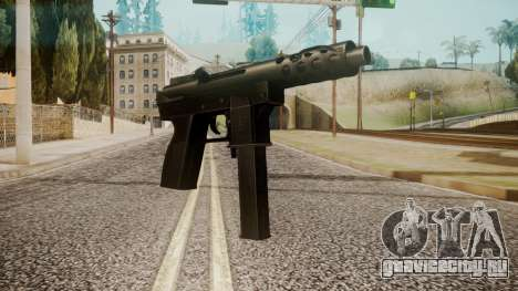 Tec 9 by catfromnesbox для GTA San Andreas