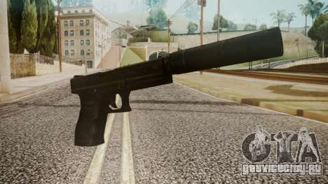 Silenced Pistol by catfromnesbox для GTA San Andreas