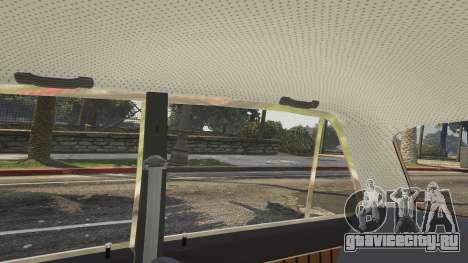 ВАЗ 2103 для GTA 5 руль и приборная панель