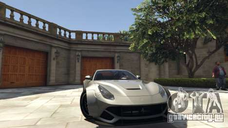Ferrari F12 Berlinetta [LibertyWalk] v1.1 для GTA 5