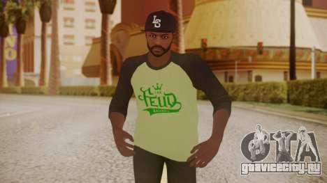 GTA Online Skin для GTA San Andreas