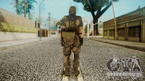 Venom Snake Splitter для GTA San Andreas третий скриншот