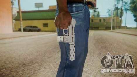 GTA 5 Tec-9 (Lowrider DLC) для GTA San Andreas третий скриншот