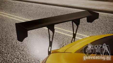 Porsche 997 Liberty Walk для GTA San Andreas вид справа