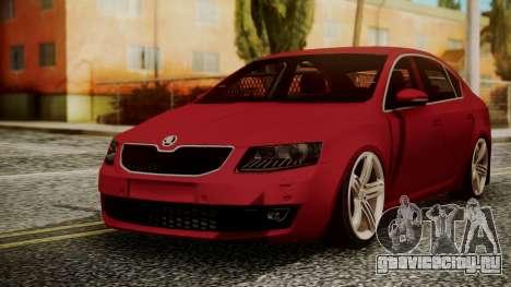 Skoda Octavia для GTA San Andreas