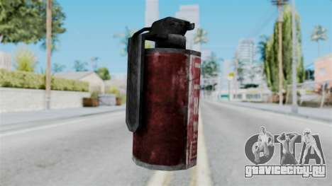 Molotov Cocktail from RE6 для GTA San Andreas второй скриншот