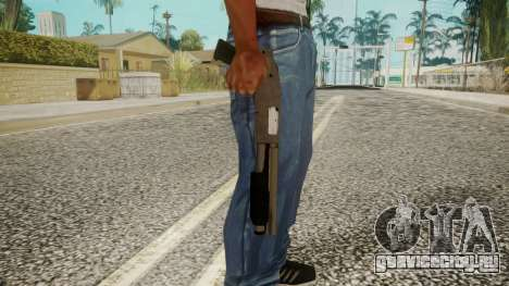 Sawnoff Shotgun by EmiKiller для GTA San Andreas третий скриншот