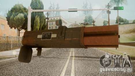 Rocket Launcher by catfromnesbox для GTA San Andreas второй скриншот