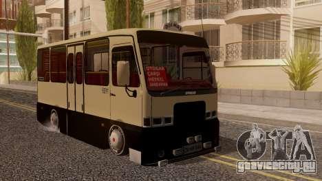 Otokar Magirus M2000 v2 для GTA San Andreas