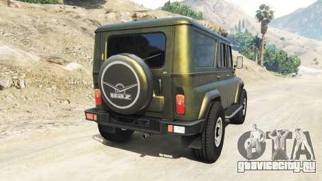 УАЗ-3159 Барс v2.0 для GTA 5