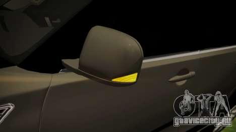 Nissan Patrol IMPUL 2014 для GTA San Andreas салон