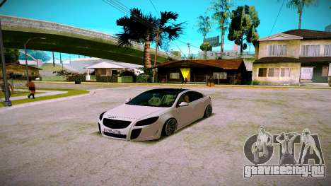 Opel Insignima SCREAM для GTA San Andreas
