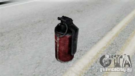 Molotov Cocktail from RE6 для GTA San Andreas третий скриншот