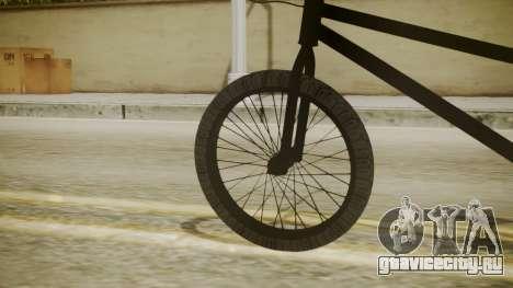 BMX Poland для GTA San Andreas вид сзади слева