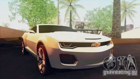 Chevrolet Camaro DOSH Tuning v0.1 Beta для GTA San Andreas