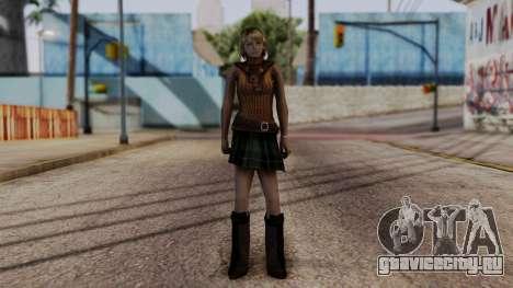 Resident Evil 4 Ultimate HD - Ashley Graham для GTA San Andreas второй скриншот