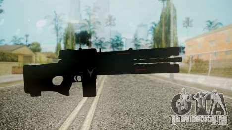 VXA-RG105 Railgun without Stripes для GTA San Andreas